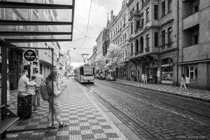 Prag - Free WIFI von Michael Henning Rost