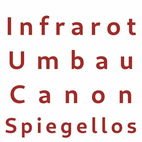Infrarot Umbau Service Canon Spiegellos