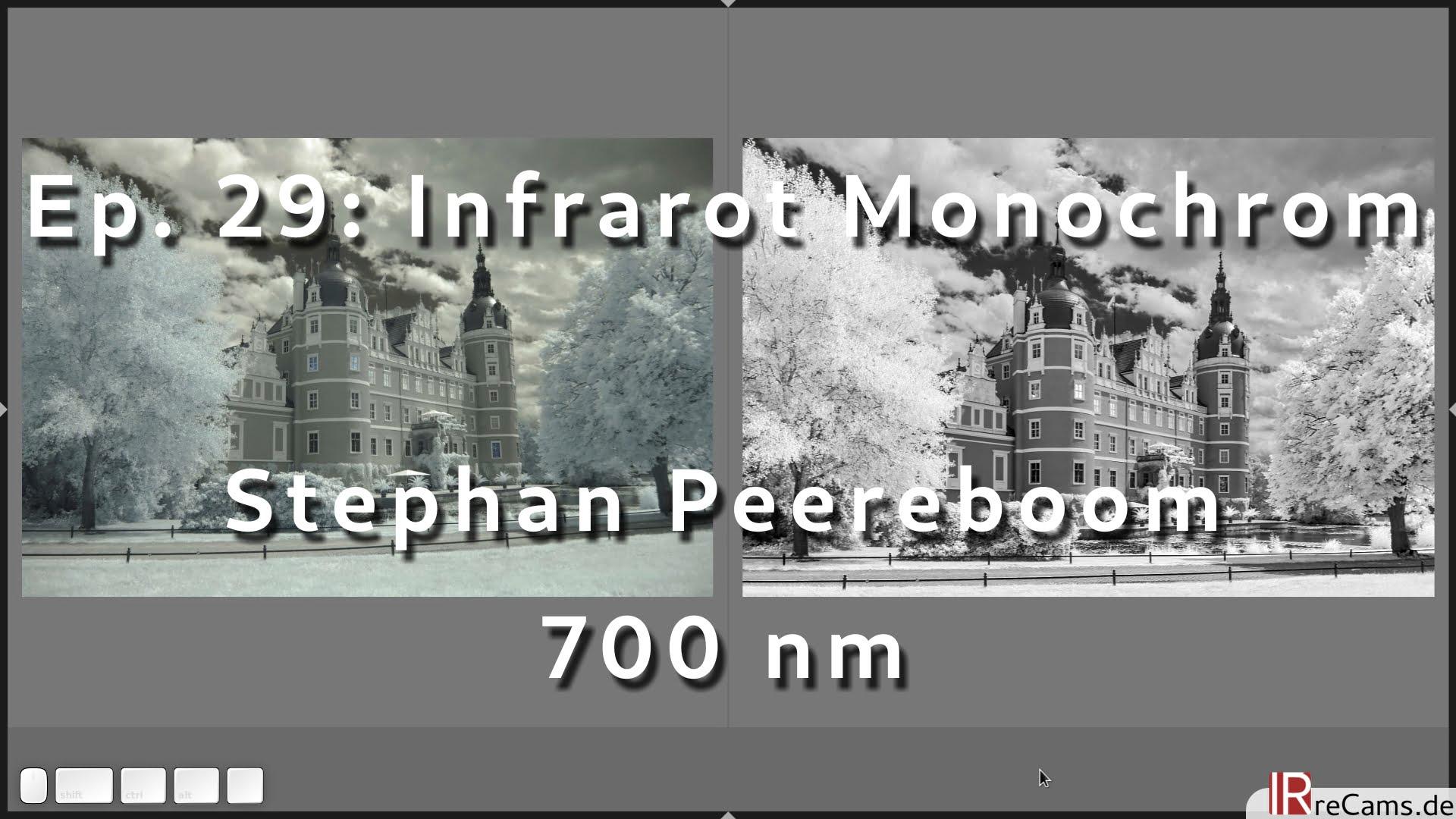 Episode 29 der Infrarot Bildbearbeitung
