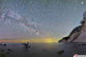 Nachtaufnahme mit einer Astromodifizierten Kamera